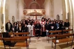 Via Crucis dei giovani - Palme 2019