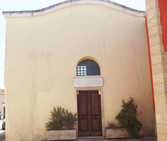 Chiesa di S. Nicola Pellegrino